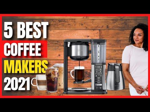 Top 5 Best Coffee Makers In 2021