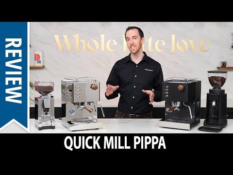 Review: Quick Mill Pippa Espresso Machine