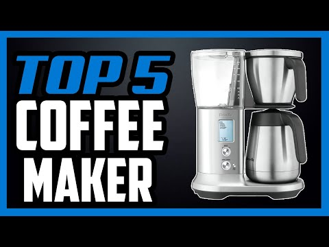 Top 5: Best Coffee Maker Review in 2021