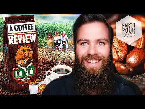 A Coffee Review ☕ Don Pablo Signature Roast Part 1: Pour Over 2020 #33