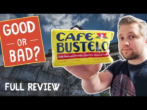 Cafe Bustelo Espresso Ground Coffee HONEST Review [Full Breakdown]