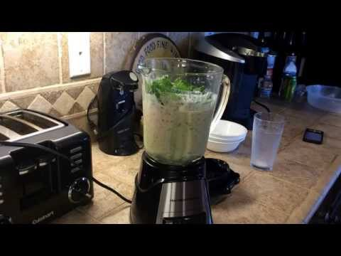 Hamilton Beach 58148A Elite Multi-Function Blender Review & Smoothy Making
