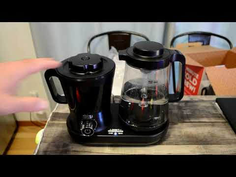 Dash Cold Brew Coffee System Maker Review