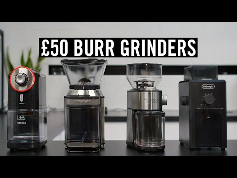 £50 Burr Grinders: A Bargain Or A Terrible Mistake?