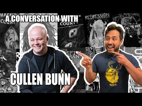 Cullen Bunn Interview!