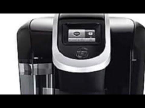 ✨ KEURIG LCD SCREEN DOESN'T WORK—VERY EASY FIX ✨