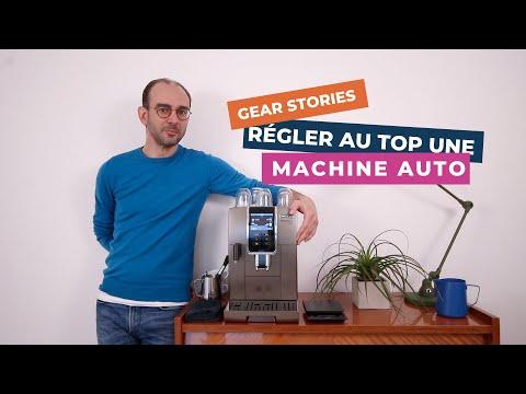 Comment régler une machine à café type DeLonghi/Jura au top 🎯