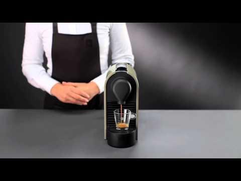 Nespresso U: Directions for Use