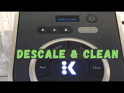 Keurig: How to Descale and Clean Keurig Coffee Maker