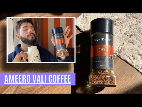 Davidoff Premium Coffee Full Review | Worth it? | Nescafe vs Bru vs Davidoff | Taste & Smell Test