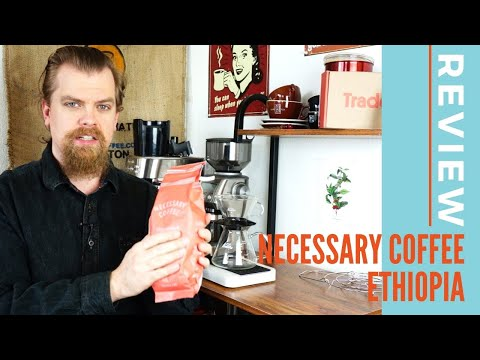 Necessary Coffee Roasters – Ethiopia – via Trade – A Coffee Review