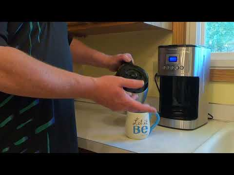 Cuisinart Thermal Carafe Coffee Maker PRODUCT REVIEW