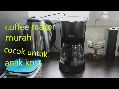 Review Drip Coffee Maker Kris  by Ace Hardware