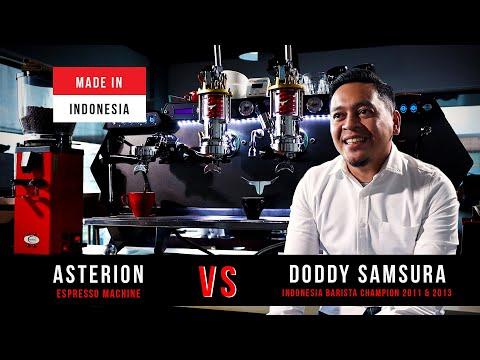Doddy Samsura: Review Mesin Kopi Indonesia, Flow Rate Coffee dan Slow Espresso, Slowpresso