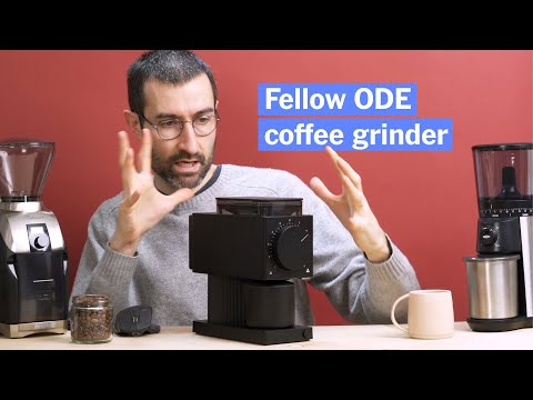 Fellow Ode Review: A Coffee Grinder With Serious Style and a Few Flaws