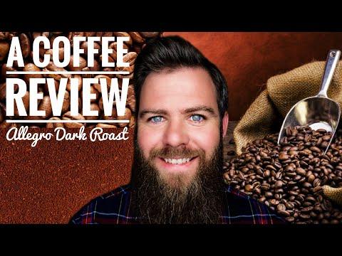 A Coffee Review ☕ Allegro Organic Espresso Sierra Medium Dark Roast Whole Bean 2020 Review #24