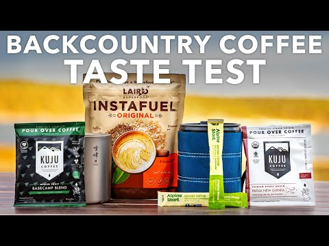 BACKCOUNTRY COFFEE | Tasting & Review