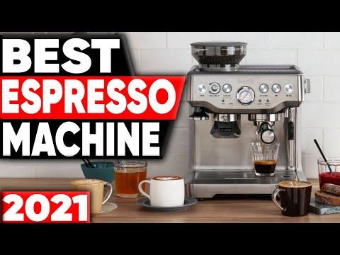 Best Espresso Machines in 2021