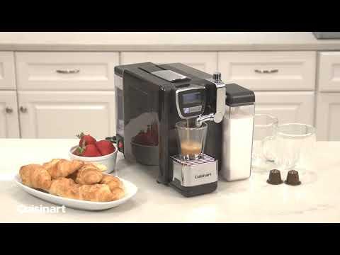 Cuisinart® | Espresso Defined™ – Espresso, Cappuccino, & Latte Machine