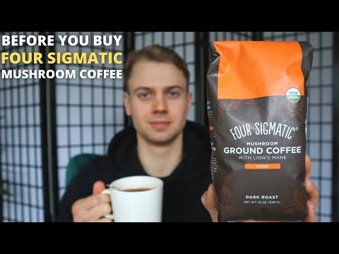 Four Sigmatic Mushroom Ground Coffee With Lion's Mane Review | Is It Worth the Price?