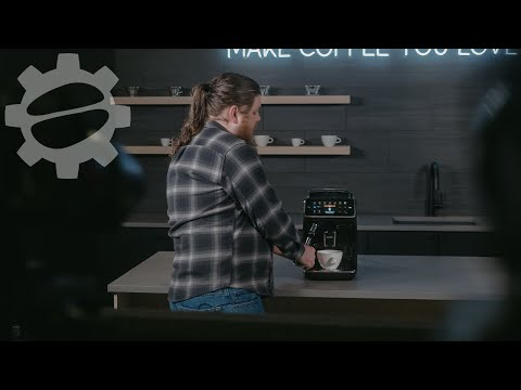 Philips 4300 Superautomatic Espresso Machine   Crew Review