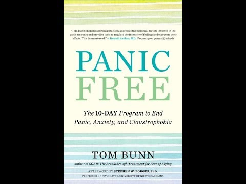 Former Airline Captain Tom Bunn on how to be PANIC FREE.