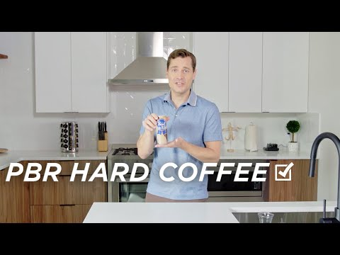 Pabst Blue Ribbon Hard Coffee Review: The Hipster Way To Drink