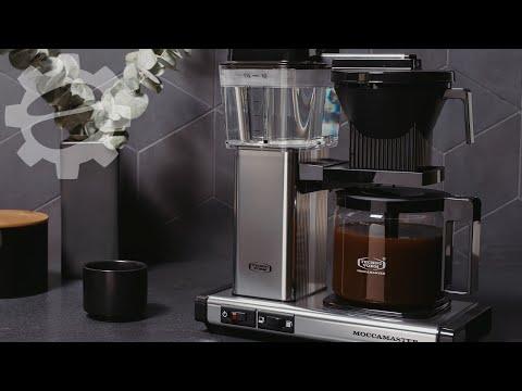 Technivorm Moccamaster KBGV Select Coffee Maker | Crew Review