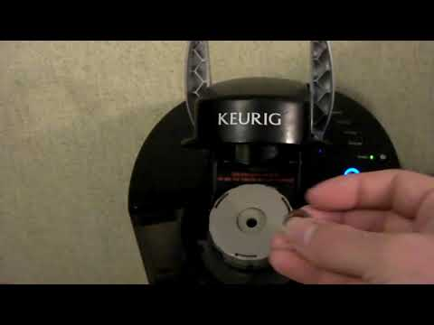 A way to fix a Keurig My K-Cup that leaks water around the top