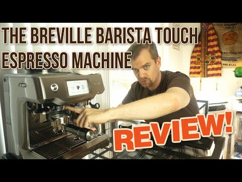 Breville Barista Touch Espresso Machine In Depth Review