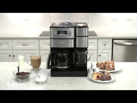 Cuisinart® | Coffee Center Grind & Brew PLUS