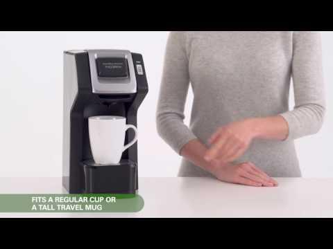 Hamilton Beach FlexBrew Single Serve Coffee Maker 49974 and 49979
