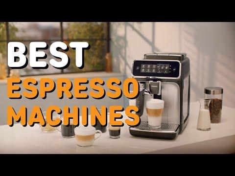 Best Espresso Machines in 2021 – Top 6 Espresso Machines