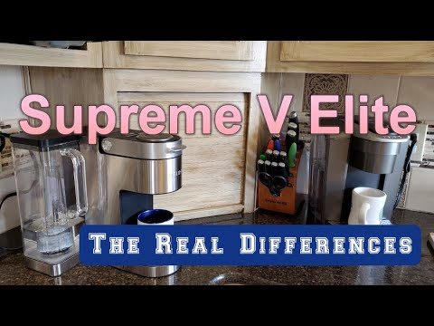 Keurig's New K-Supreme Plus vs The K-Elite: What's Different & Which Is Best