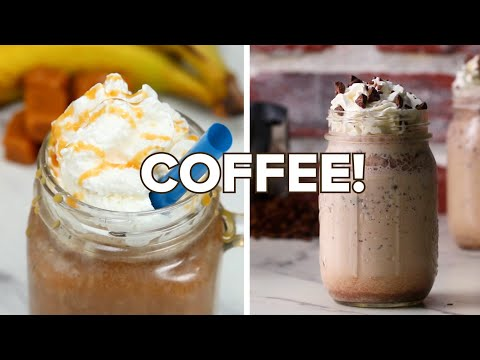 Unique Ways To Drink Your Coffee • Tasty Recipes