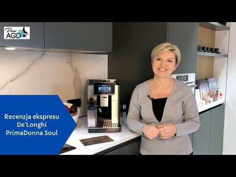 Ważne jest każde ziarno kawy – recenzja ekspresu De'Longhi PrimaDonna Soul ECAM610.74.MB