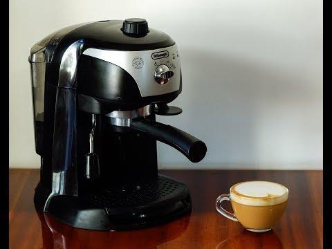 Delonghi EC 220CD –  Espresso & Latte (Эспрессо и латте)