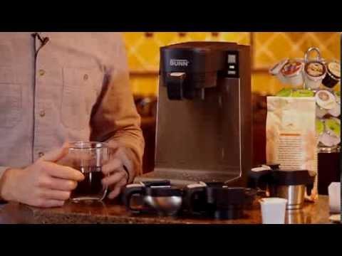 BUNN® My Café® MCU Overview