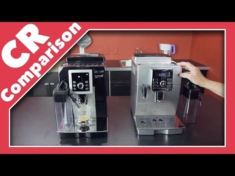 Delonghi Magnifica S Cappuccino Smart vs Magnifica S Cappuccino | CR Comparison
