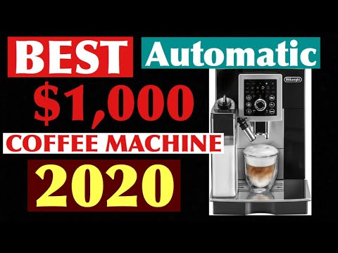 Delonghi Magnifica S – Best Automatic Coffee Machine for $1,000 – Review & How to use ECAM 23.260