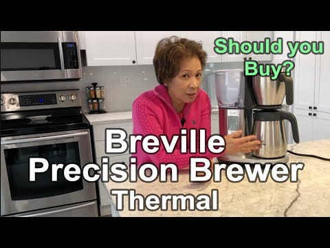 Breville Precision Brewer Thermal Review – Demo