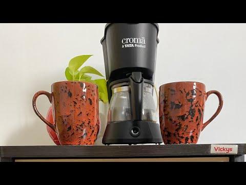 Our New Coffee Machine | Coffee Grinder| 🥰🥰🤩🤩🤩 #Croma #CoffeeMachine #BanglaVlog #DailyVlog