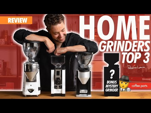 Top 3 Home Coffee Grinders 2021 | Review