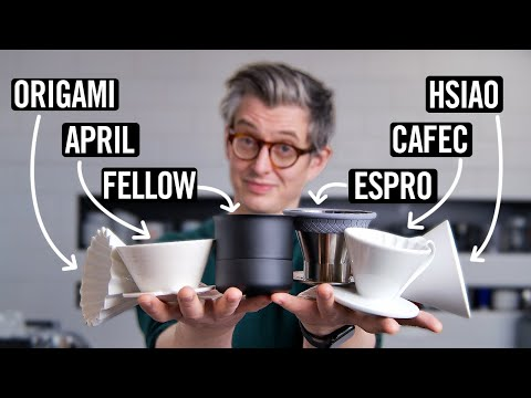 Six Interesting Coffee Brewers (Compared)