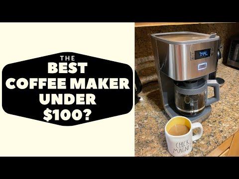 Best Coffee Maker Under $100? – GE Drip Coffee Maker Review