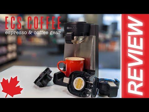 BUNN My Café MCU Review 2021!