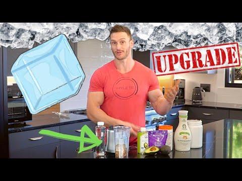 My Iced Bulletproof Coffee Recipe (Destroys Cravings)