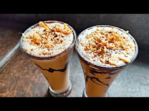 Cold Coffee recipe   How to make cold coffee   how to make iced coffee