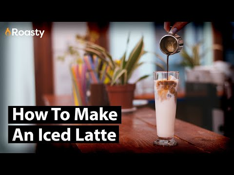 How To Make An Iced Latte: Easy Iced Latte Recipe With A Simple Twist