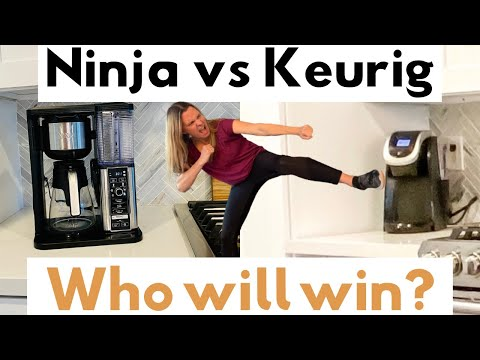 Ninja Specialty Coffee Maker Review and Demo